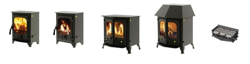 country stove options