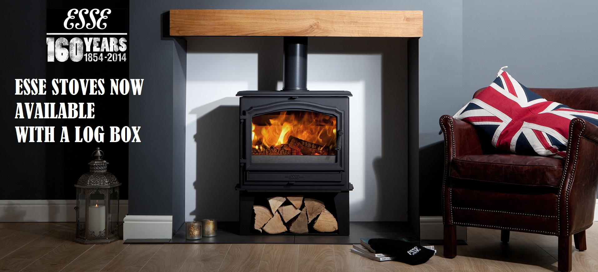 Esse Stoves LOG BOX