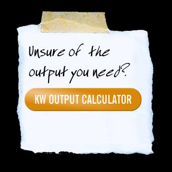KW Output Calculators