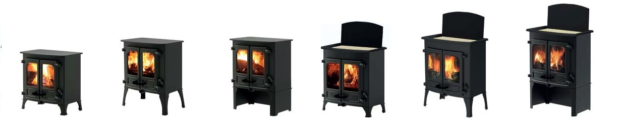 Charnwood Island legs options