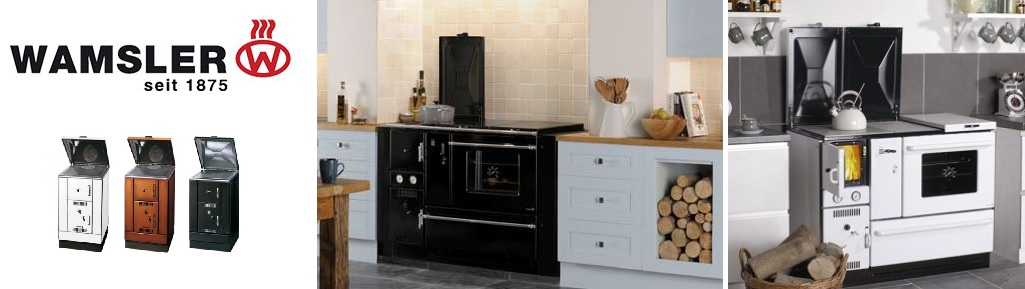 Wamsler Solid Fuel Cookers & Central Heating Cookers