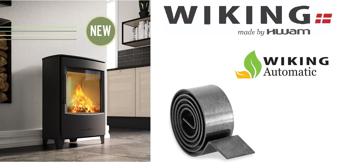 Wiking Stoves made by Hwam